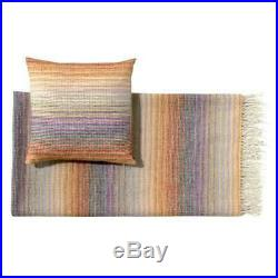 Missoni Home Norris 156 Plaid 135x190 in box with fringes