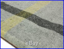 New Wool Blanket Payday Plaid Made in Ireland Studio Donegal