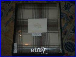 Pendleton Eco-Wise Wool King Blanket, Waverly Plaid, Brand New With Tags