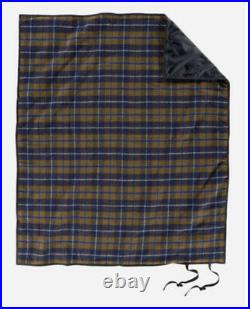 Pendleton Roll-Up Blanket One Size 60 x 70 New Douglas Tartan Plaid MSRP $149