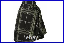 Vivienne Westwood Anglomania Skirt Blanket Size. 46 Uk 14-16 New With Tags